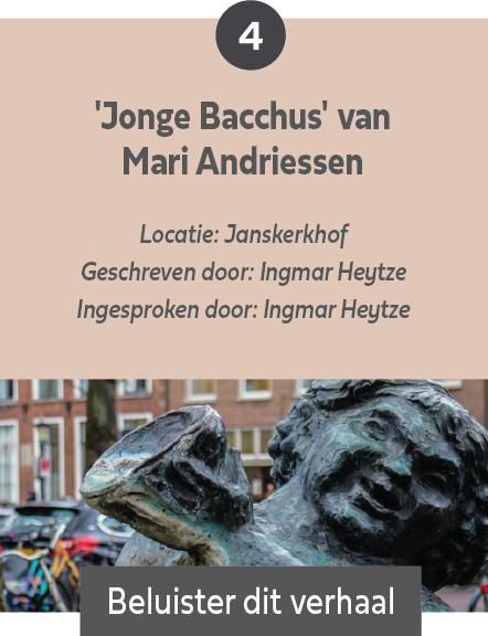 Jonge Bacchus van Mari Andriessen