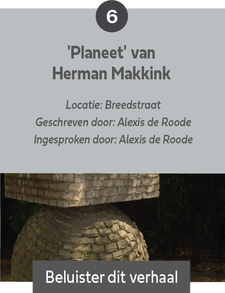 Planeet van Herman Makkink