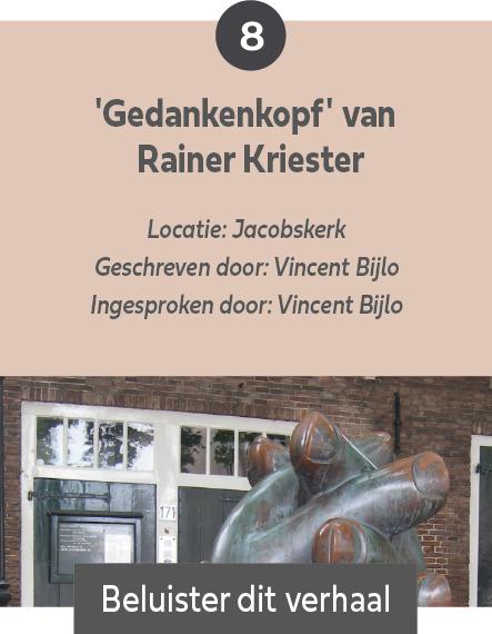 Gedankenkopf van Rainer Kriester