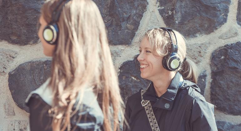 Audiotour in utrecht