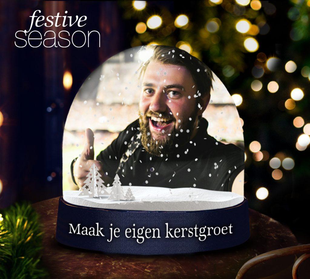 Online marketing - Virale campagne met kerst voor Bijenkorf