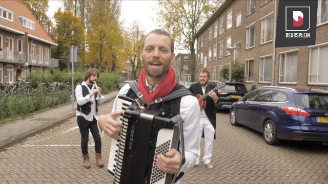 Citymarketing campagne beursplein Utrecht